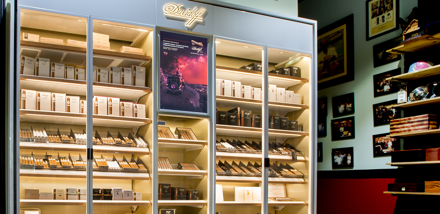 Official Davidoff <span>Appointed Merchant</span>